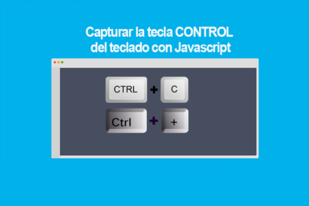 Capturar la tecla CONTROL del teclado con Javascript