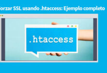 Photo of Forzar SSL usando .htaccess: Ejemplo completo